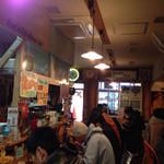 麺屋 Somie's - 店内@2016/01/17