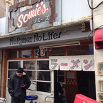 麺屋 Somie's - 外観@2016/01/17