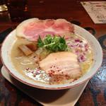 麺屋 Somie's - とりとん@2016/01/17