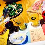 スプリングバレーブルワリー東京 - フライドポテトのディップ