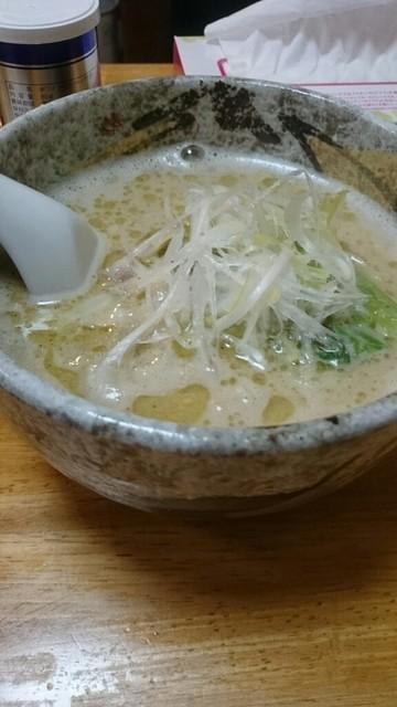 くらま - 塩担々麺