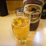 大ざわ - 瓶ビール