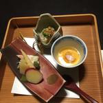 湯涌温泉 湯の出旅館 - 料理写真: