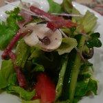 カッチャトーレ - パスタランチ サラダ