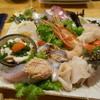 海鮮酒場 海ごはん しまか - 料理写真:刺身お任せ(一人前)・・\2,200円とは、思えないほど素晴らしい。