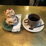 CAFE OPAL - イタリアンパルフェと日替わりコーヒー
