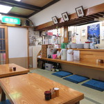 牛たん料理 雅 - 店内
