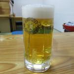 牛たん料理 雅 - 生ビール