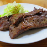 牛たん料理 雅 - たん焼き