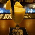 The bar 佐藤 - フルーツカクテル(パイナップル)