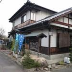 上野製麺所 - 外観