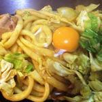 上州屋 - カレー焼きうどん