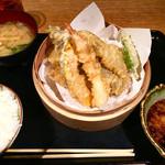 46547037 - 天ぷら定食