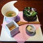四季彩 ミズノ - 前菜