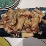 コクエレ - 山芋炒め