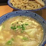 麺匠 清兵衛 - 濃厚つけ麺 800円