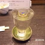 安兵衛 - 十四代槽垂れ本生原酒