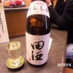 安兵衛 - 田酒特別純米1080円