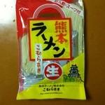 こむらさき - 熊本ラーメンの元祖か……期待値UP! です