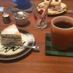 ケーキカフェ ポスト -