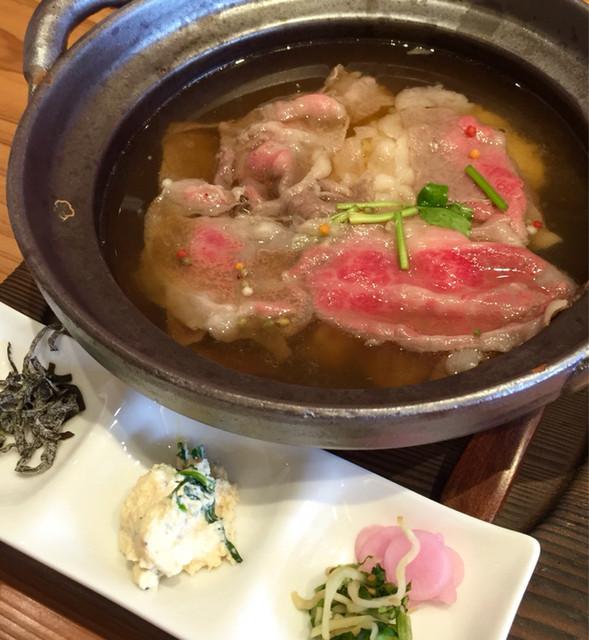 カジュアル割烹 Shun - スープ茶漬け