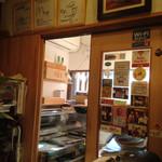 活麺富蔵 - 製麺室