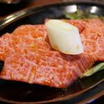 焼肉・冷麺 三千里 - 上カルビ