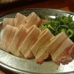 ニューみよし - 焼しゃぶポン酢 780円