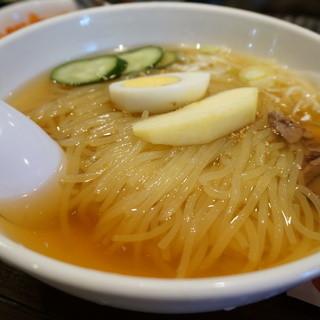 焼肉・冷麺 三千里 - 料理写真:盛岡冷麺