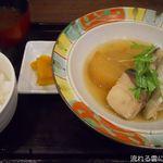 季節料理 学 - ブリ大根定食