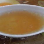 二番軒 - スープです