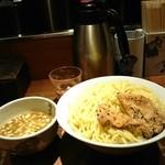 麺屋武蔵 二天 - つけ麺茹で前700g