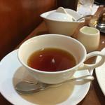 46560955 - クイーンズブレイク。お店オリジナルの紅茶です。
