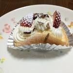 ココア・ココ - 料理写真:バナレット(320円)