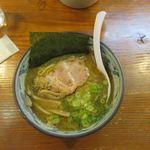 あづま家 - こってり醤油ラーメン720円