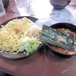 権現からめもち - 俺のつけ麺2016.01.17