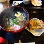 緑の里 - 岩国寿司プラス小次郎うどん