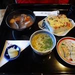 緑の里 - 岩国寿司セット