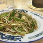 風味楼 - 野菜炒め580円