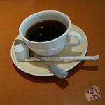 プライム・リブ - ランチ コーヒー 270円