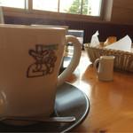 コメダ珈琲店 - たっぷりコーヒー