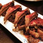46567097 - 仔羊の背肉の香草パン粉焼き