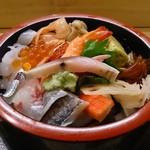 つばさ寿司本店 - ちらし寿司 上