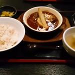 牛タン圭助 - 牛タンシチュー定食