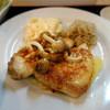 味工房パルミエ - 料理写真:メカジキのソテー