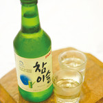 美豚 - 韓国焼酎