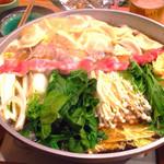 こう太 - 鍋