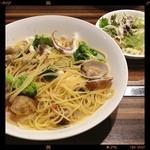 バカロ・マ・デコール - 魚介のスープスパ850円大盛