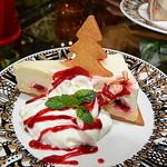太陽ノ塔 - ベリーのレアチーズケーキ