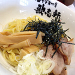 歌志軒 - 料理写真:油そば(630円)を頂きました。